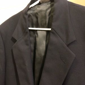 Suits & Blazers - Men's Navy Blazer